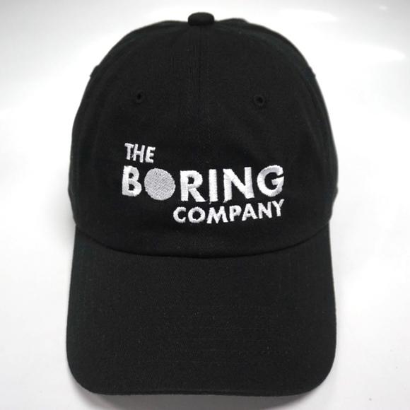 The Boring Company Accessories  e1b092133a8
